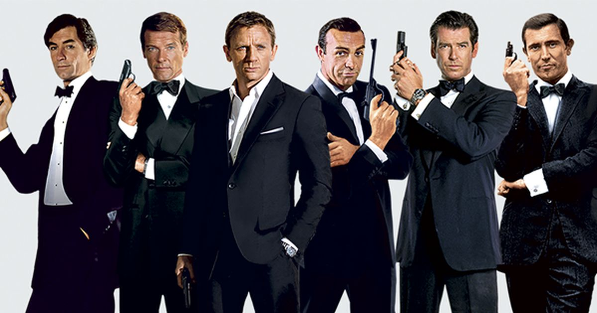 James Bond Darsteller Neu